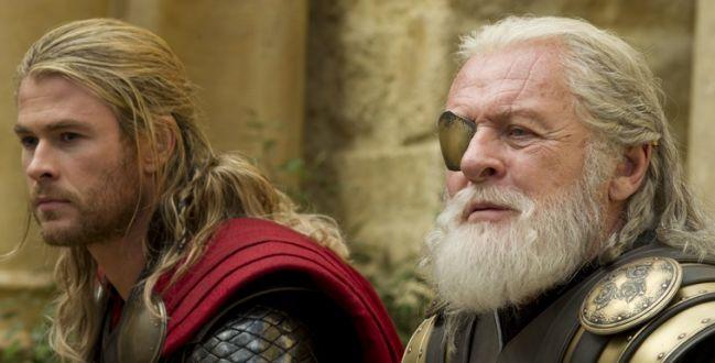 Thor: El mundo oscuro»