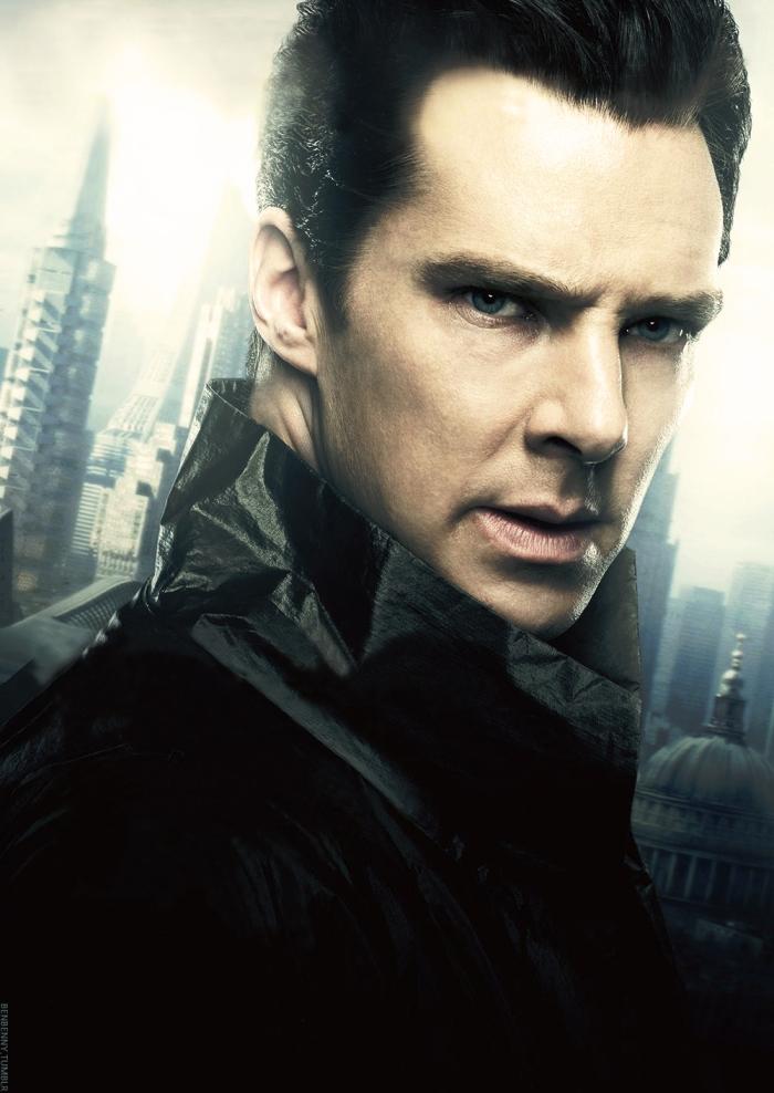Benedict Cumberbatch'
