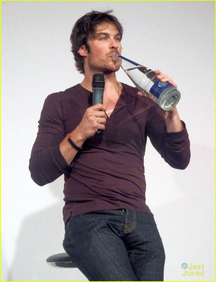 BloodyNightCon 4 Fan Event - 'The Vampire Diaries' Q & A Day 2