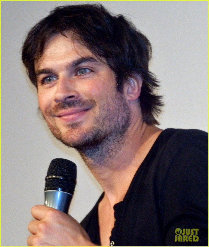 BloodyNightCon 4 Fan Event - 'The Vampire Diaries' Q & A